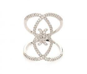 Infinity Ring / Whit..