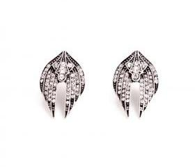 Wing Earrings / Vint..